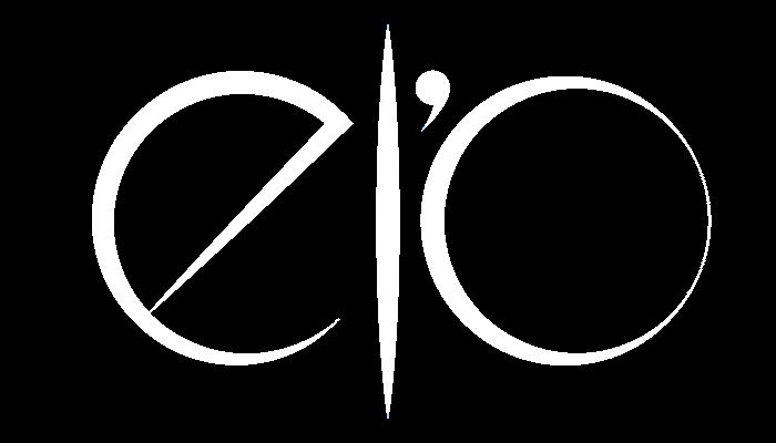 echodeau logo blanc